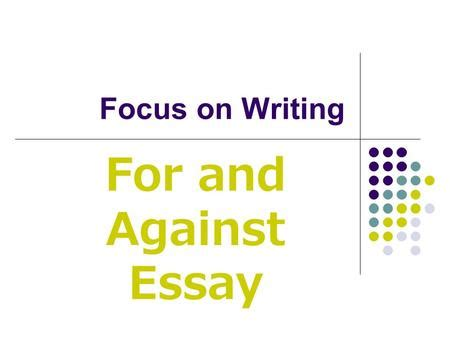 Persuasive essay about voluntary work